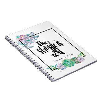 Cuaderno elegante