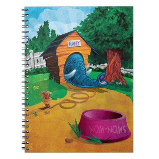 Cuaderno ELEgHANT