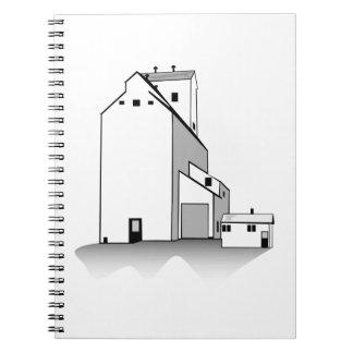 Cuaderno Elevador de grano