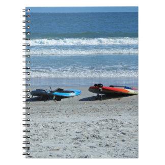 Cuaderno Encantos azotados por el viento