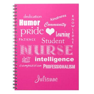 Cuaderno Enfermera-Cualidades del estudiante+El corazón/per