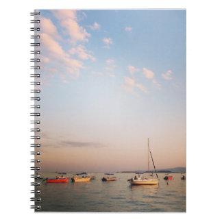 Cuaderno enrrollado