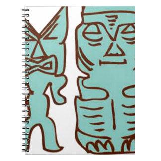 Cuaderno ¡Es tiempo de Tiki!