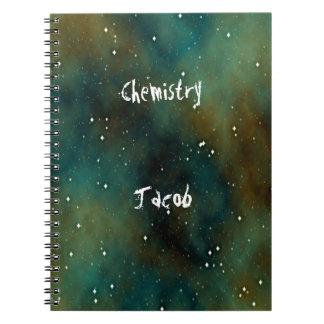 Cuaderno Escrito en las estrellas