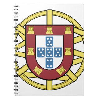 Cuaderno Esfera Armilar Portuguesa