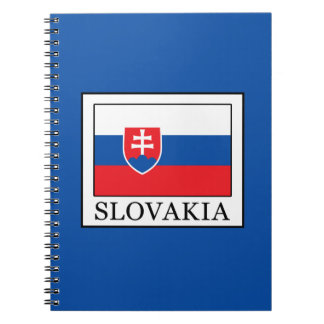 Cuaderno Eslovaquia