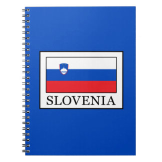 Cuaderno Eslovenia