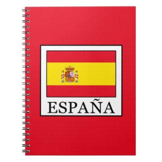 Cuaderno España