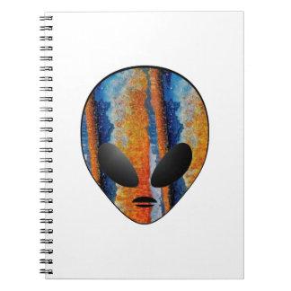 Cuaderno Especie