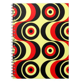 Cuaderno Especie de pop modelo