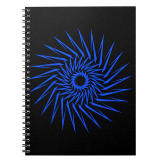 Cuaderno Espiral Burst1