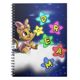 Cuaderno espiral ideal de la foto (80 páginas B&W)