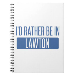 Cuaderno Estaría bastante en Lawton