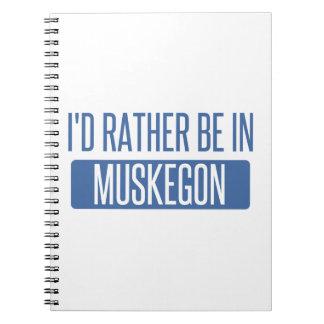 Cuaderno Estaría bastante en Muskegon