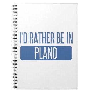 Cuaderno Estaría bastante en Plano