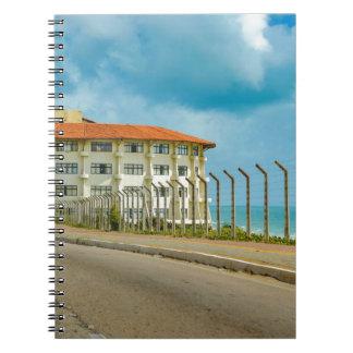 Cuaderno Estilo ecléctico que construye el Brasil natal