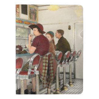 Cuaderno Extragrande Moleskine Café - la lugar frecuentada local 1941