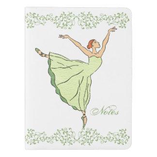 Cuaderno Extragrande Moleskine Danzas agraciadas de la bailarina