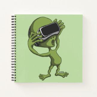 Cuaderno Extranjero de VR