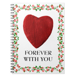 Cuaderno Forever with you