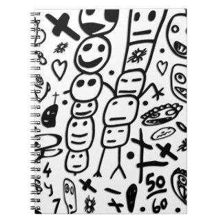 Cuaderno Gamba de Zef