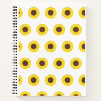 Cuaderno Girasol