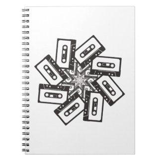 Cuaderno Giro de la música