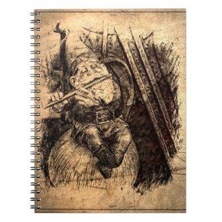 Cuaderno Gnomish