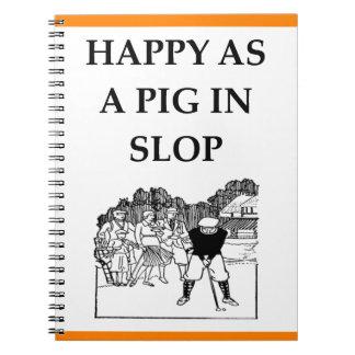 Cuaderno golf