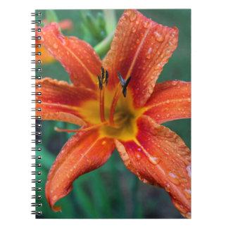 Cuaderno Gotas de agua del verano
