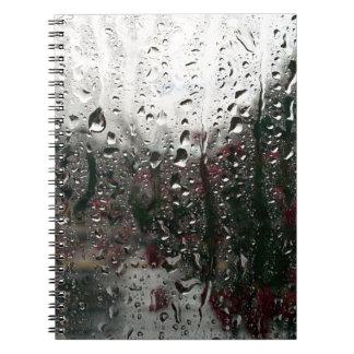 Cuaderno Goteos y descensos