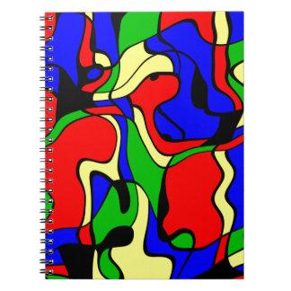Cuaderno Grafiti