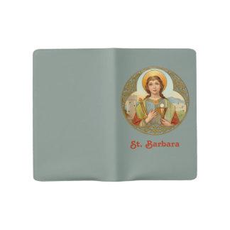 Cuaderno Grande Moleskine St. Barbara (BK 001)