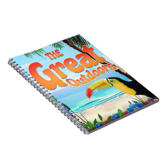 Cuaderno Great Outdoors Toucan