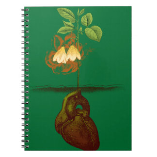 Cuaderno Grow your heart