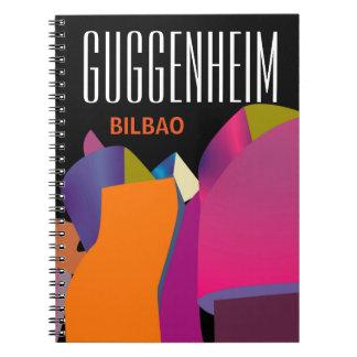 Cuaderno Guggenheim Bilbao