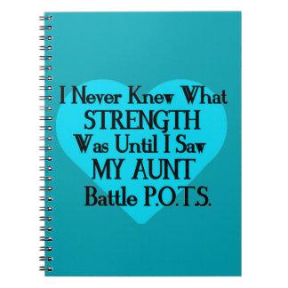 Cuaderno Heart/I nunca conocía… a la tía… P.O.T.S.
