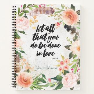 Cuaderno Hecho en amor