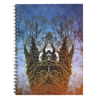 Cuaderno Herne el cazador