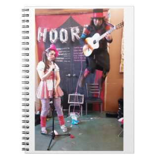 Cuaderno Hooray
