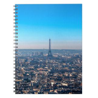 Cuaderno Horizonte de París