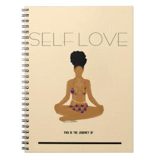Cuaderno Hournel del amor del uno mismo
