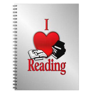 Cuaderno I lectura del corazón
