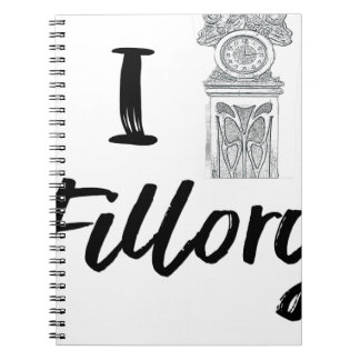 Cuaderno I (reloj) Fillory