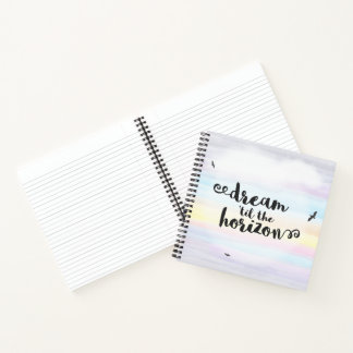 Cuaderno ` Ideal hasta el horizonte