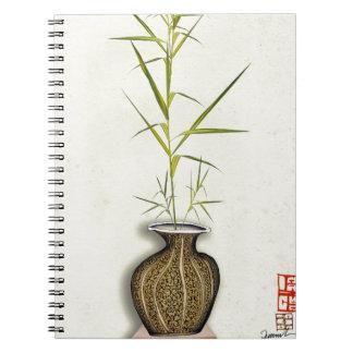 Cuaderno ikebana 19 por los fernandes tony
