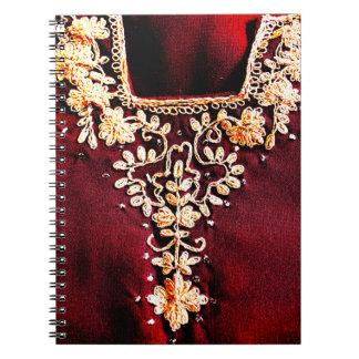 Cuaderno Indio Salwar Kameez