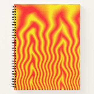 Cuaderno Infierno