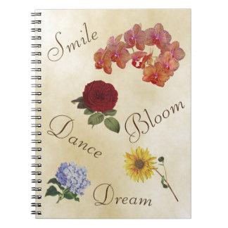 Cuaderno inspirado - álcese
