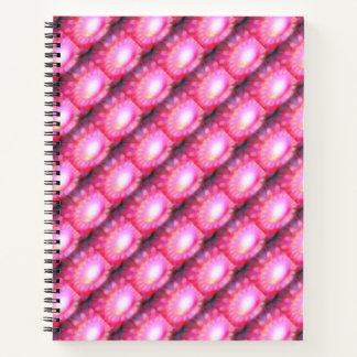 Cuaderno Instinto rosado